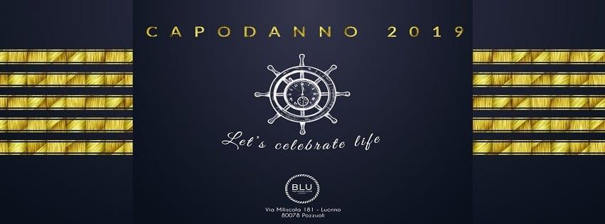 Blu Yachting Club Pozzuoli - Veglione di Capodanno Napoli 2019