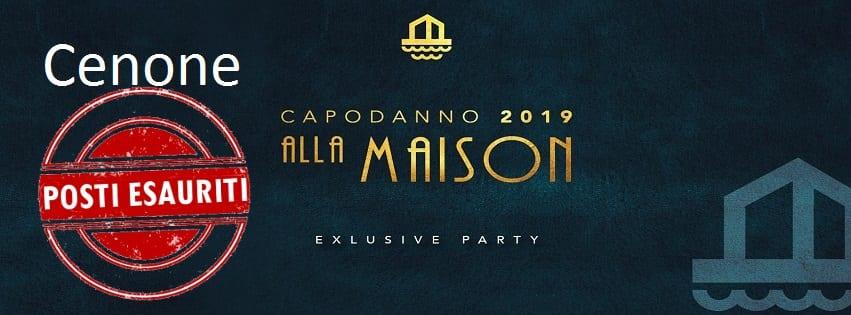 Maison Toledo Pozzuoli - Cenone di Capodanno 2019