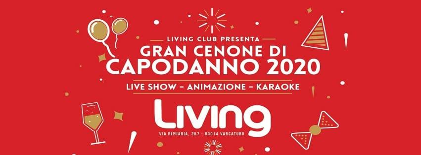 LIVING Varcaturo - Cenone di Capodanno 2020