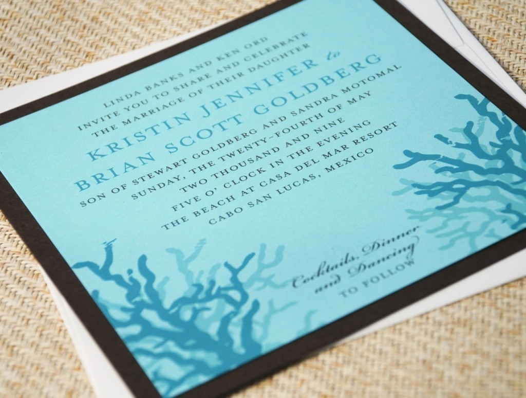 mexico wedding invitations tiffany blue wedding invitations Mexico Wedding Invitation Tiffany Blue
