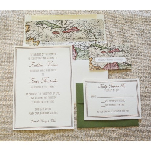 Medium Crop Of Destination Wedding Invitations