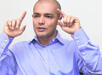 Entrevista a Andrés Moreno, fundador de Open English #Video