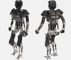 robot poliziotti?