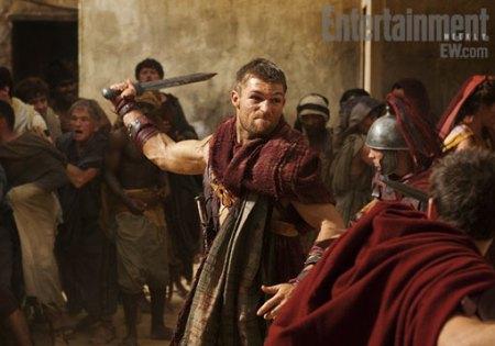 Liam McIntyre (Spartacus, EW.com)