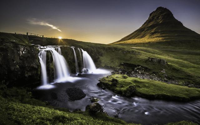 Gunung Kirkjufell