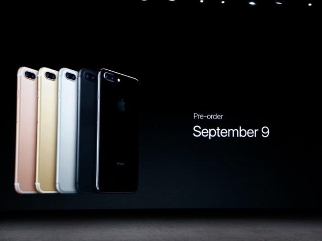 iphone 7 sudah mulai bisa di pesan sejak 9 september 2016. gambar via: www.itechpost.com