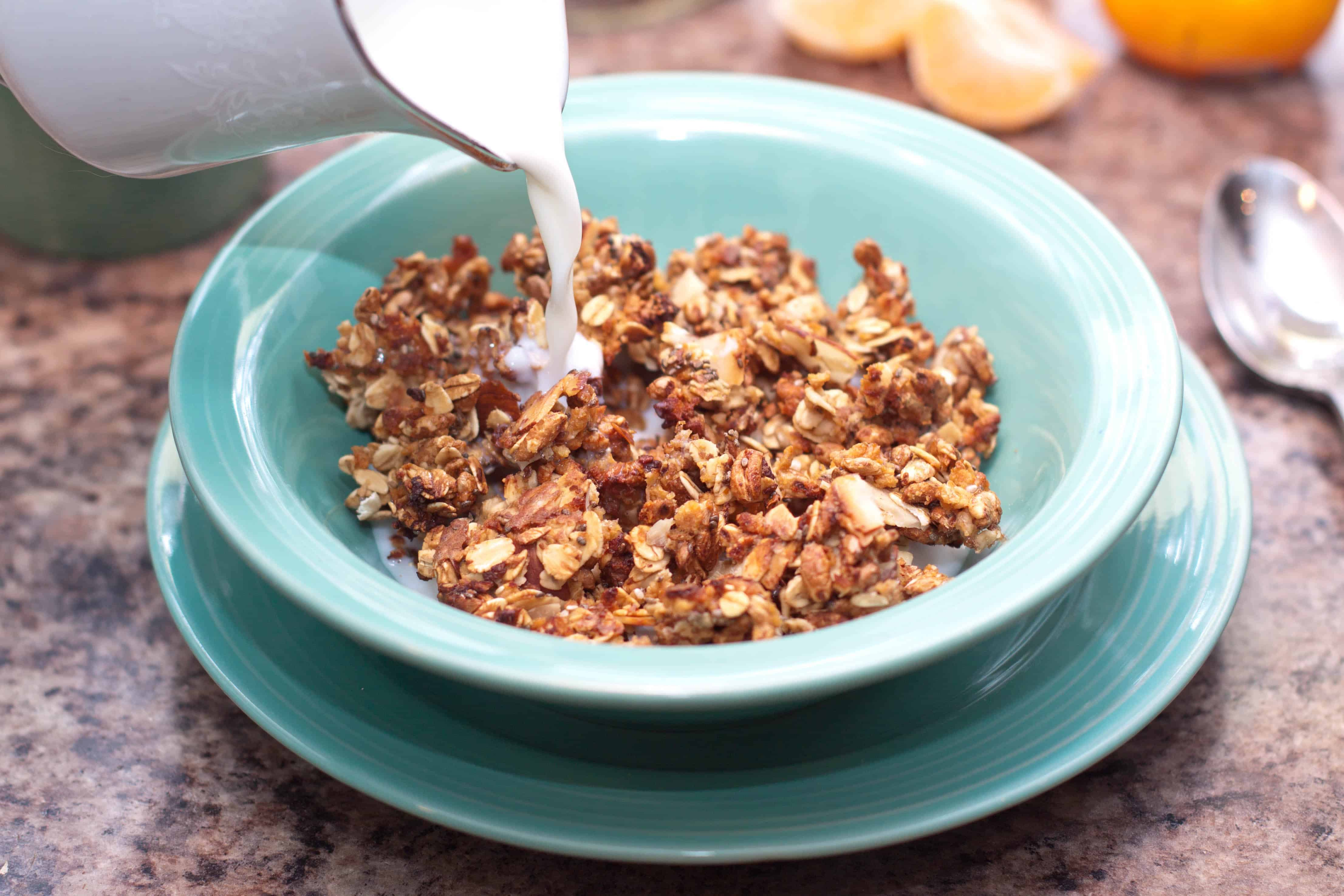 Copy Cat Kashi Go Lean Crunch Cereal!