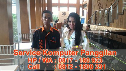 Jasa Service Komputer Panggilan Murah di Bekasi