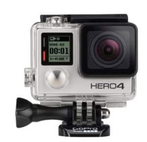 Promo GoPro Hero 4 Silver prix pas cher