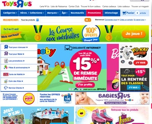 code promotionnel toys r us