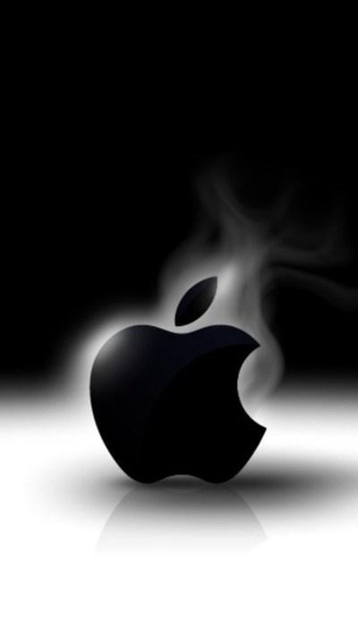 Apple Logo (1) iPhone 7 Wallpaper [750x1334]