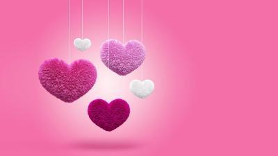 Hearts Wallpaper 21 - [1280x720]