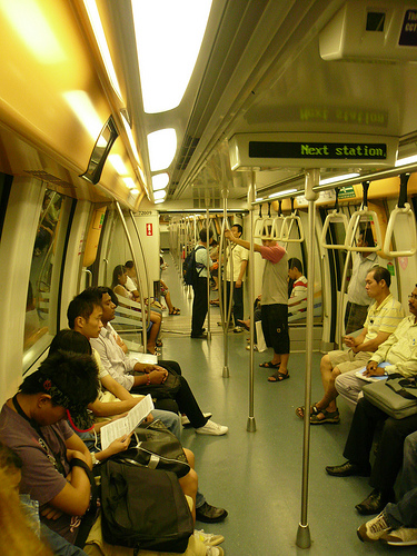 blog voyage travel singapour metro propre station sigapore backpacer