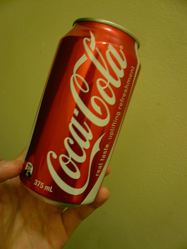 blog voyage australie sydney whv backpacker travel coca cola grande taille canette