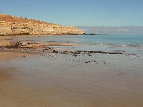 Meslin beach et Adelaide