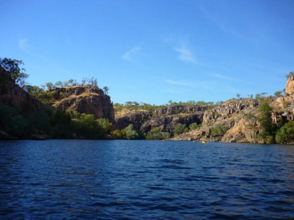 blog voyage australie australia whv backpacker canoe gorge katherine