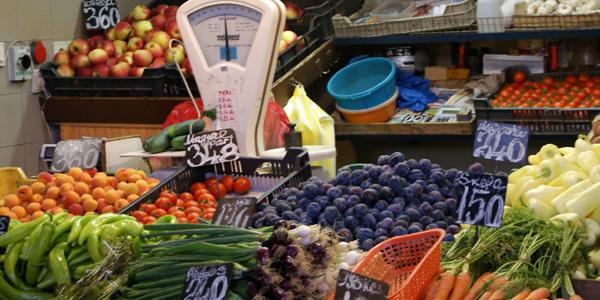 blog voyage australie whv market budapest vegetable légumes marché food