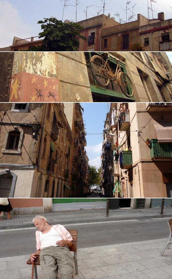 blog voyage australie espagne barcelone street architecture walls
