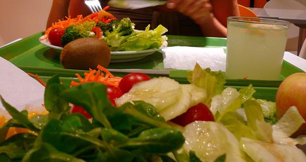 blog voyage australie espagne barcelone ovni food nourriture repas