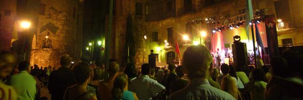 blog voyage australie espagne barcelone concert festival music