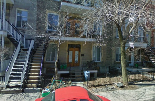 blog voyage canada pvt montreal appart dorion street view