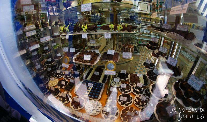 blog voyage touquet france chocolaterie chat bleu