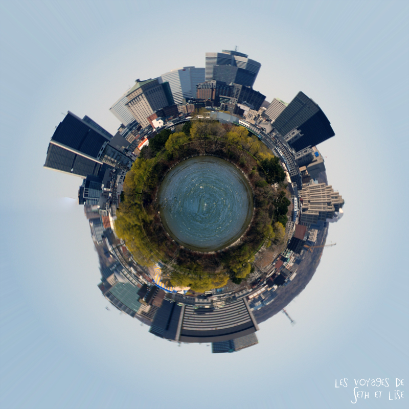 blog pvt canada montreal couple voyage rond monde building montreal montage photoshop