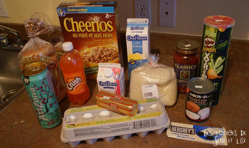 blog voyage pvt montreal canada nourriture depanneur supermarché