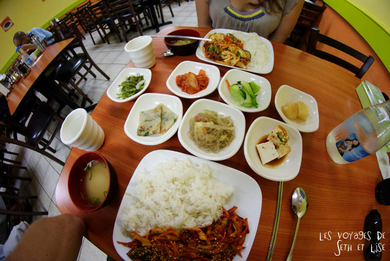 korean meal