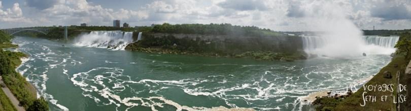 niagara falls chutes ontario canada pvt blog tourisme cascade nature couple panoramique horsehoe american