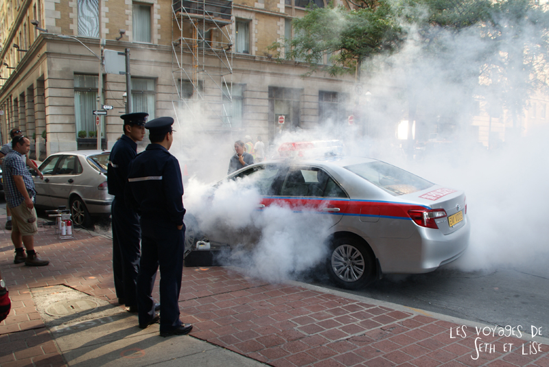 blog photo voyage canada toronto movie scene spoiler cinema smoke car