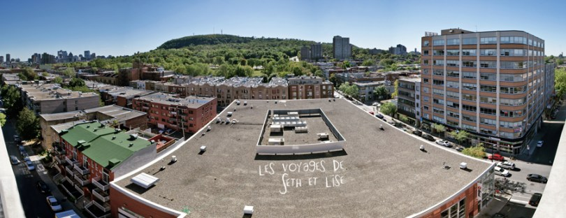 blog photo voyage travel montreal mont royal panorama landscape summer city urban