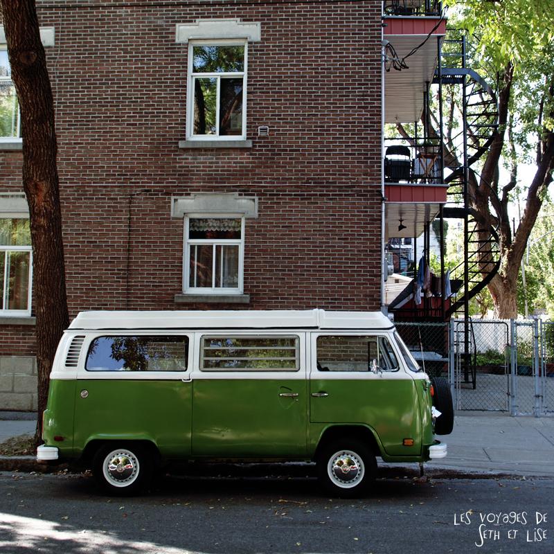 blog voyage canada photo montreal quebec humour van roadtrip
