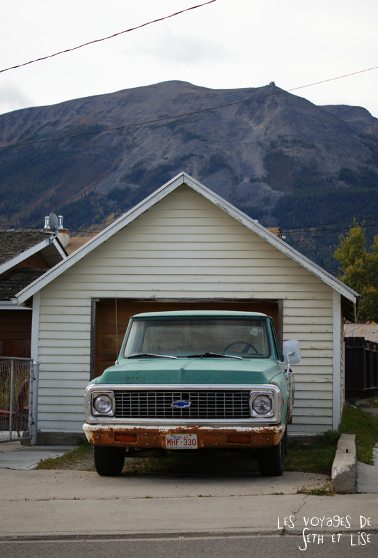 blog pvt pvtiste voyage photo photographie couple tour du monde canada japser rockies alberta rocky mountain vintage ville urban 4wd voiture 4x4
