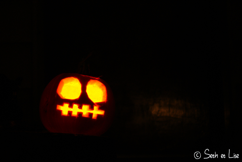 Notre Halloween au Canada
