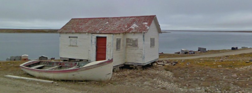 blog voyage pvt canada arctic cambridge bay google street view