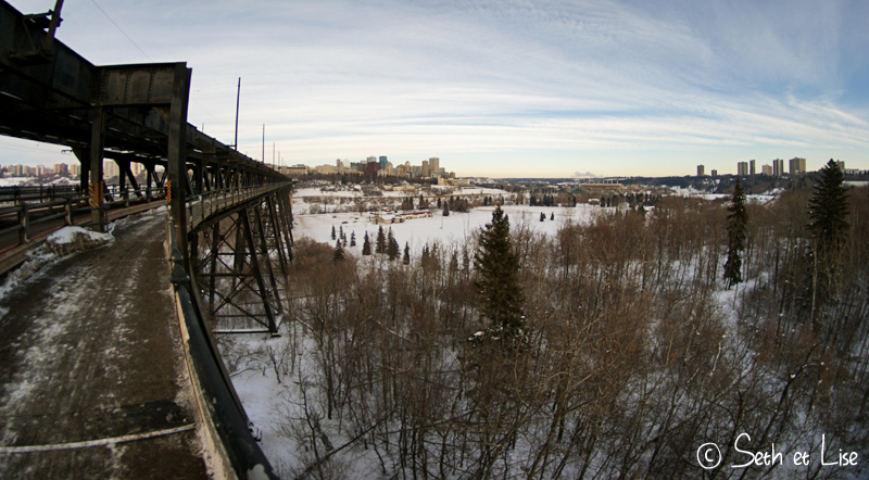 blog voyage canada photo pvt edmonton hiver river valley