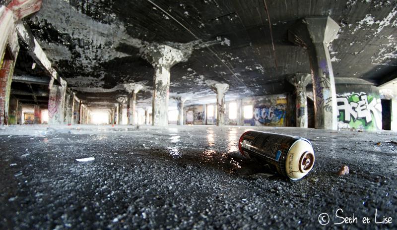 blog pvt canada montreal urbex streetart graffiti canada urban spray can