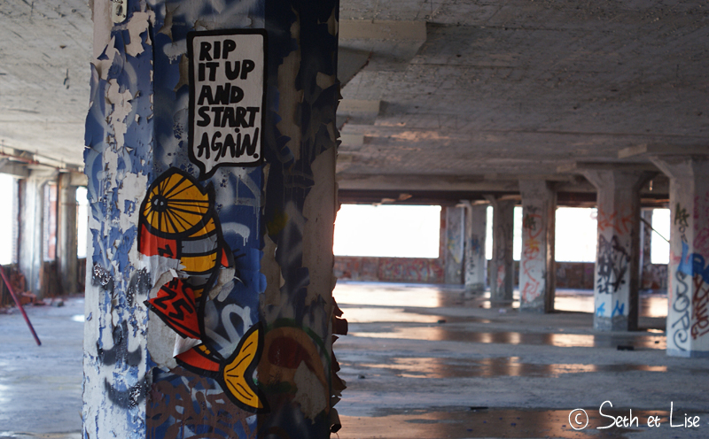 blog pvt canada montreal urbex streetart graffiti canada urban spray can fish think