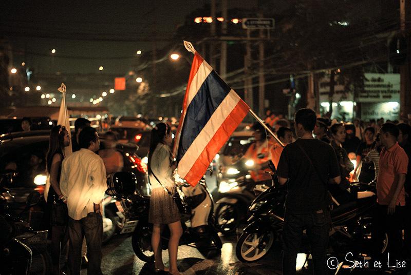drapeau thai
