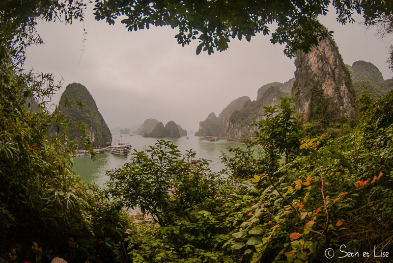 2 jours à la baie d'Ha Long