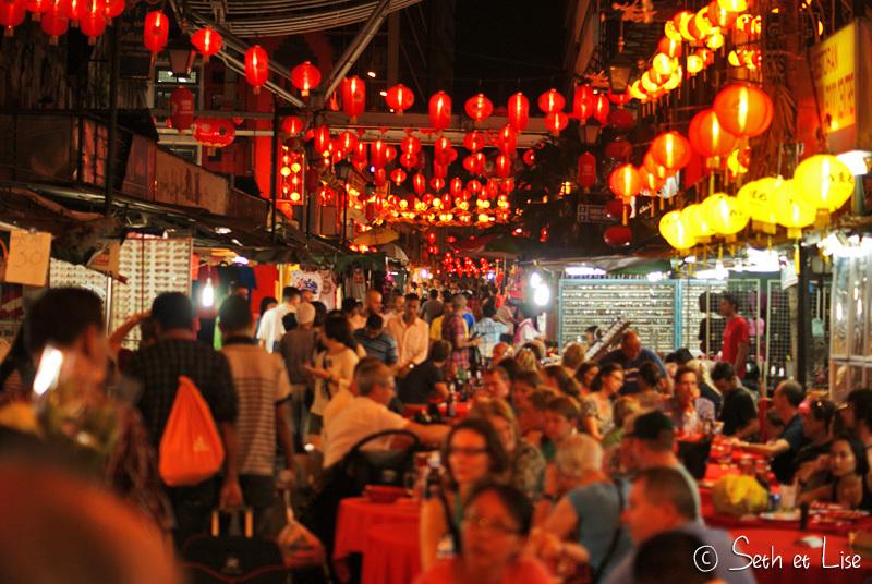 Chinatown – Kuala Lumpur