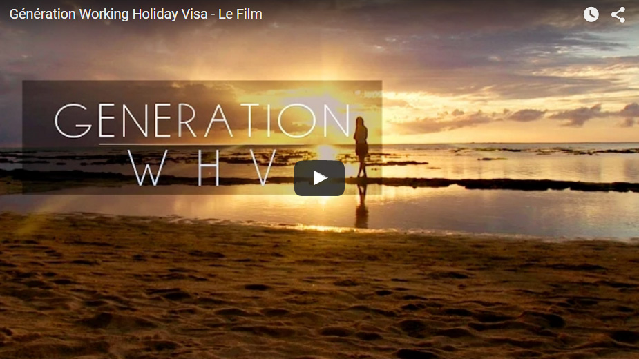 La génération Working Holiday Visa