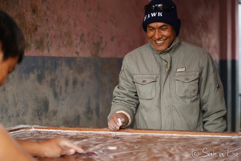 Pokhara, ta pluie ne nous aura pas!