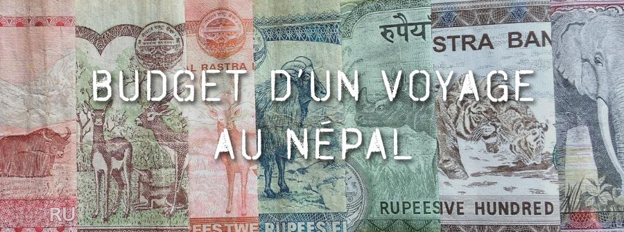 Budget d'un voyage au Népal