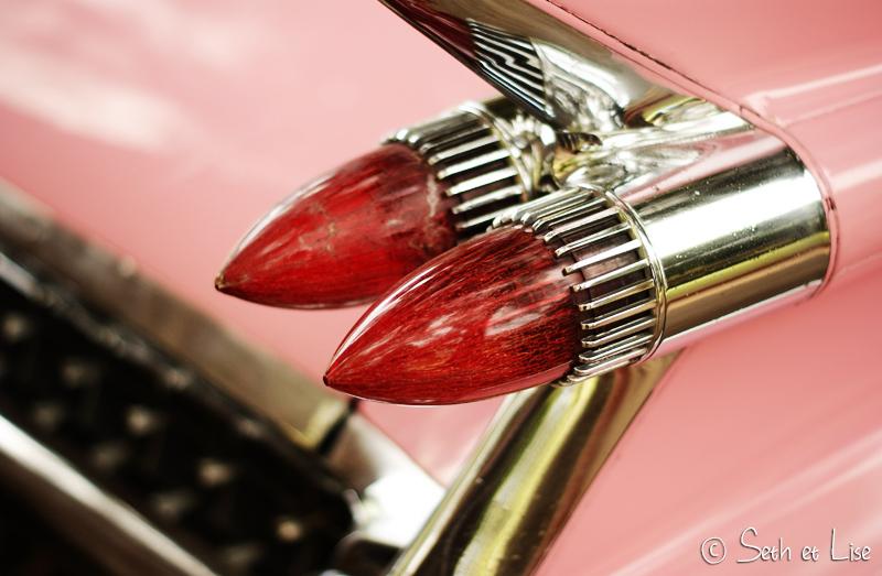 Si les touristes savaient que la voiture dans laquelle ils roulent a le moteur d'une Fiat, les freins d'une Toyota et la batterie d'une Renault !
