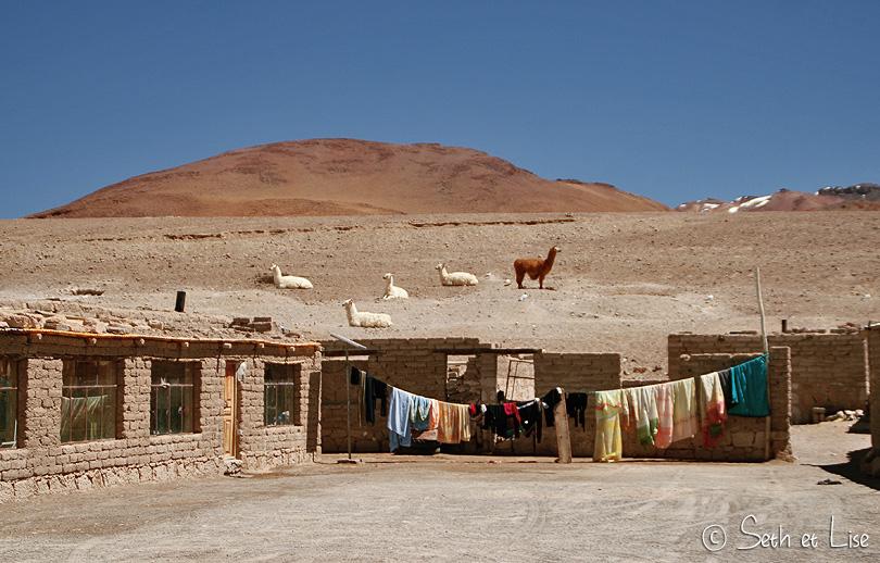 village lama