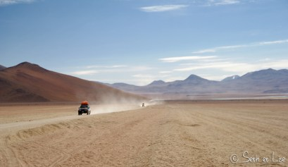 truck bolivia