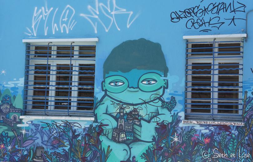 streetart dude