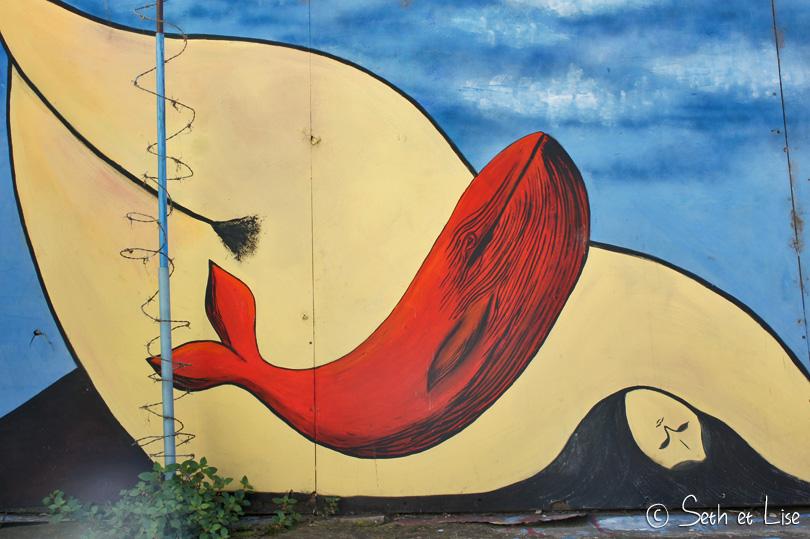 valpo whale lady